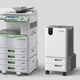 Toshiba Tec's New Reuse System Cuts Office Paper Use Up to 80%