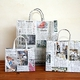 Recycled Newspaper Bag Goes International