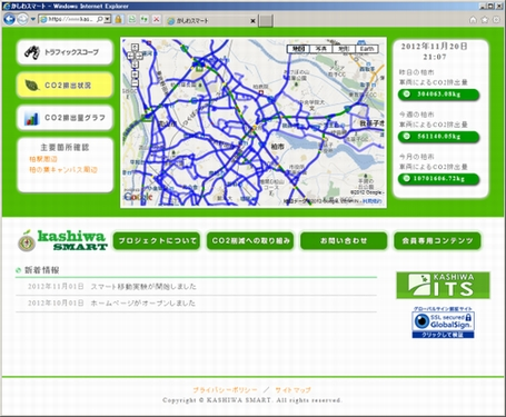JFS/Tokyo University Researches Impact of Eco-Info Campaign on Peoples' Travel Choices