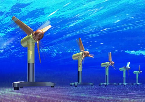 JFS/Japanese Firm Begins Development of Tidal Power Generation System